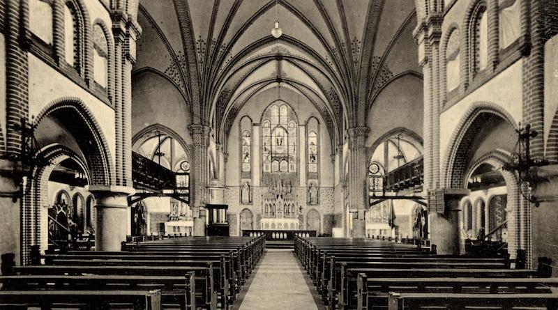 Katholische Kirche Rostock